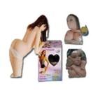 Alat Bantu Sex Pria – Boneka Full Body Silicon